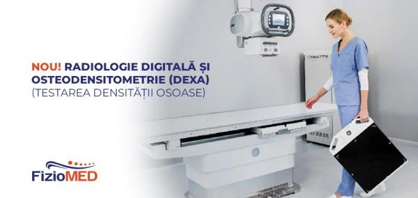 Radiologia Digitala si Osteodensitometria
